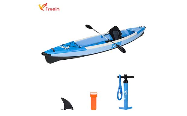 Inflatable Kayak, FKS-340AB Photo 2