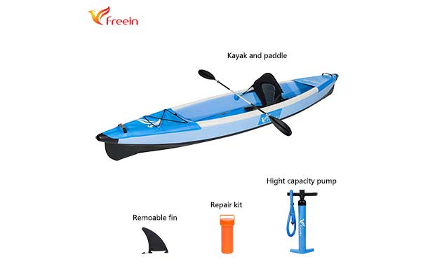 Inflatable Kayak, FKS-340AB Photo 3