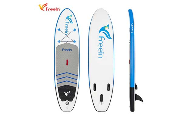 "All Around Paddle Board 10'2"", FSA-310DB Photo 1"