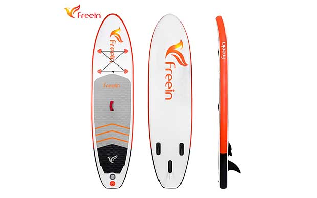 "All Around Paddle Board 10'2"", FSA-310DW Photo 1"
