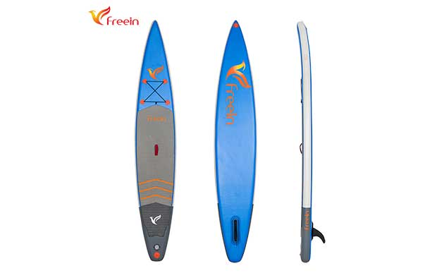 Race Paddle Board 12'6&quot, FSR-380DB Photo 1